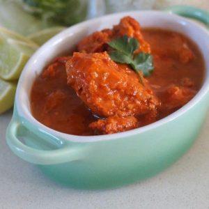 Vish Curry & Roti