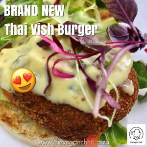 Thai Vish Burger