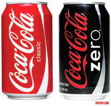 Softdrinks - Coke Zero