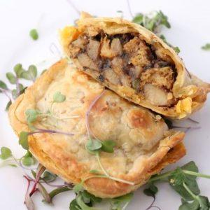Veggie Pie - Freshly Baked (Single)